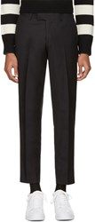 Tiger Of Sweden Black Gordon Trousers