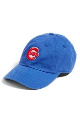 American Needle Women's 'Chicago Cubs Ballpark' Hat Blue Royal