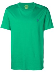 Polo Ralph Lauren Embroidered Logo T Shirt Green