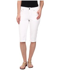 Tommy Bahama Afton Clam Digger White Women's Jeans