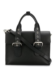 Vivienne Westwood Double Buckle Tote Bag 60