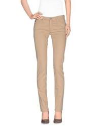 Ag Adriano Goldschmied Trousers Casual Trousers Women Sand