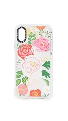 Casetify Jungle Adeline Florals Iphone X Xs Case Multi