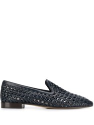 Fratelli Rossetti Woven 20Mm Loafers 60
