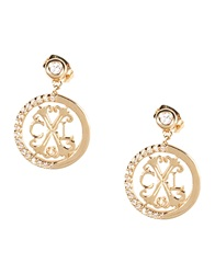 Christian Lacroix Earrings Gold