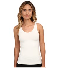 Spanx In And Out Tank Top Powder Women's Sleeveless Beige