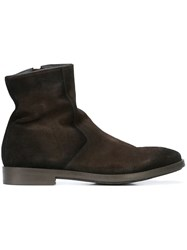 To Boot New York Harrison Boots Brown