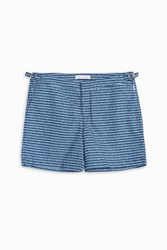 Orlebar Brown Men S Bulldog Mini Athabasca Swim Shorts Boutique1 Navy