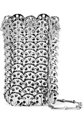 Paco Rabanne Mini 1969 Chainmail Shoulder Bag Silver