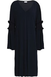 Claudie Pierlot Knee Length Midnight Blue