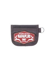 Napapijri Coin Purses Dark Brown
