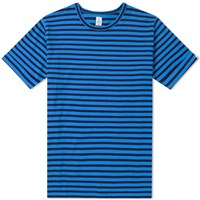 Head Porter Plus Border Tee Blue