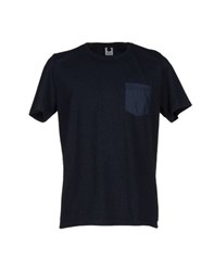 Nn.07 Nn07 Topwear T Shirts Men Dark Blue