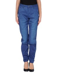 Nichol Judd Trousers Casual Trousers Women Dark Blue