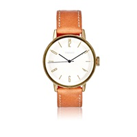 Tsovet Svt Cn38 Watch Gold Blue White Tan