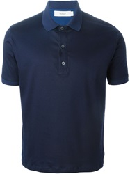 Pringle Of Scotland Contrast Back Polo Shirt