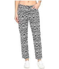 Lole Jolie Pants Black Sizzle Ikat Women's Casual Pants