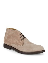 Harry's Of London Joshua Suede Boots Mink