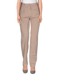 La Fee Maraboutee Trousers Casual Trousers Women Beige
