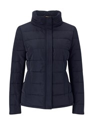 Eastex Short Padded Coat Navy