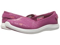 Ryka Amaze Raspberry Radiance Fusion Coral Chrome Silver Women's Shoes Pink