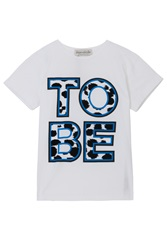 Etre Cecile To Be Cheetah T Shirt
