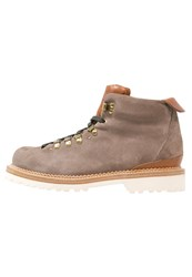 Buttero Canalone Laceup Boots Beige