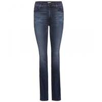 Mother The Insider Bootcut Jeans When The Going Gets Tough
