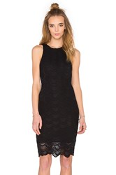 Nightcap Victorian Lace Sports Dress Black