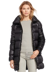 Polo Ralph Lauren Down Filled Quilted Coat Polo Black