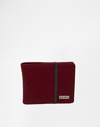 Icon Brand Paisley Wallet Brown