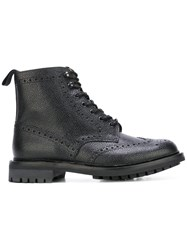 Church's 'Mcfarlane Scotch' Boots Black