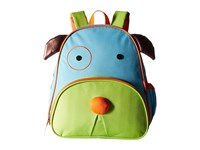 Skip Hop Zoo Pack Backpack Dog Backpack Bags Green