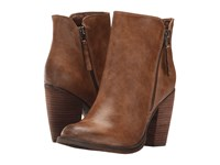 Sbicca Percussion Tan Women's Dress Pull On Boots