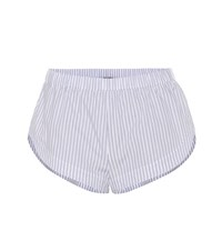 Three Graces London Cotton Shorts White