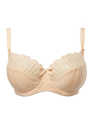 Charnos Sienna Full Cup Bra With Side Support Nude