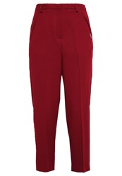 Gaudi' Gaudi Trousers Rumba Red Bordeaux