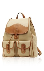 Ghurka Blazer Backpack Khaki