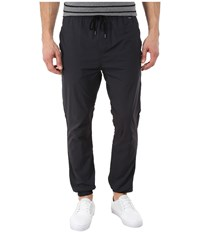 Hurley Dri Fit Drifter Jogger Black Men's Casual Pants