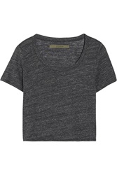 Enza Costa Slub Cotton T Shirt