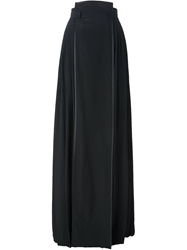 Givenchy Pleated Maxi Skirt