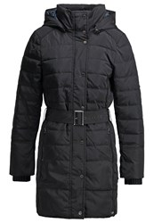 Tom Tailor Cosy Down Coat Black