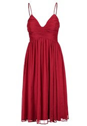 Anna Field Cocktail Dress Party Dress Red