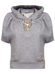 Relish Carlota Hooded Sweatshirt Grey