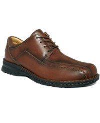Dockers Men's Trustee Oxford Men's Shoes Dark Tan