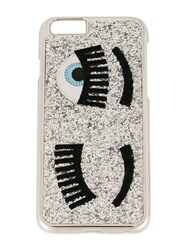 Chiara Ferragni 'Flirting' Iphone 6 6S Case Metallic