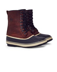 Sorel 1964 Premium Waterproof Leather Boot Brown