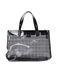 Gianfranco Ferre Gf Ferre' Large Fabric Bags Black