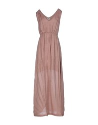 Siyu Dresses Long Dresses Women Pastel Pink