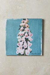 Anthropologie Garden Walk Wall Art Dark Turquoise